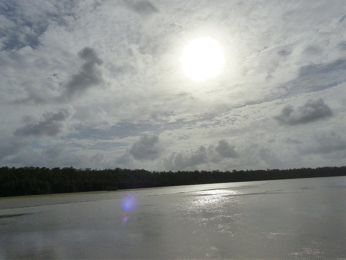 Embouchure Rivière de Kaw