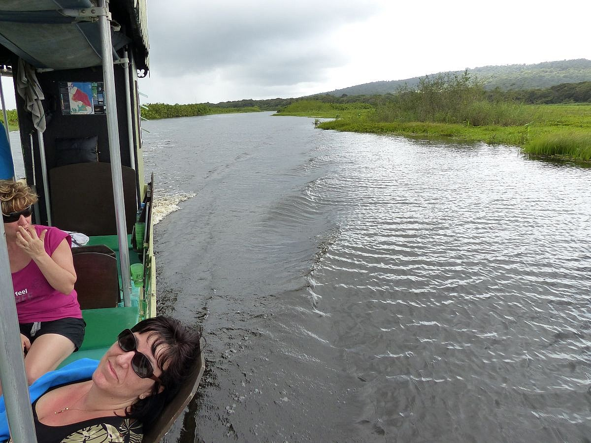Rivière de Kaw retour