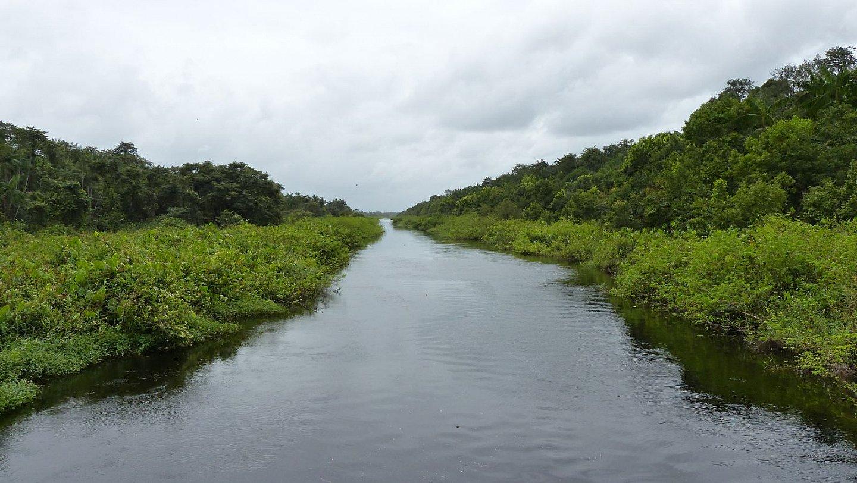 Rivière de Kaw